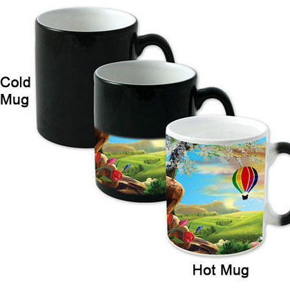 Magic mug Print your photo