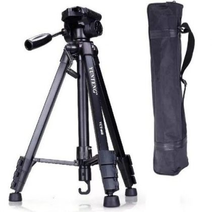 YUNTENG VCT-668 Tripod for SLR Camera with Caring Bag Tripod