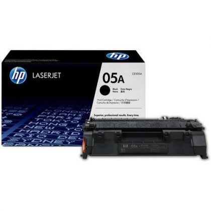 HP 05A Toner Cartridge (For LJP2035, P2055)