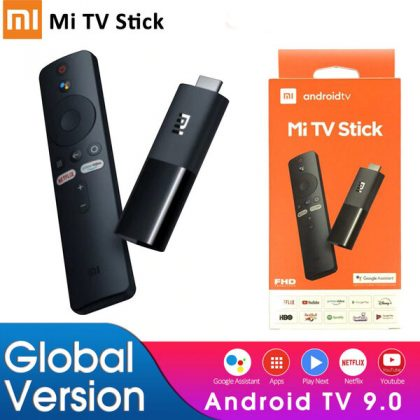 Xiaomi Mi TV Stick With Google Assistant