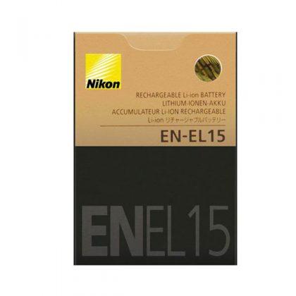 Nikon EN-EL15 rechargeable battery