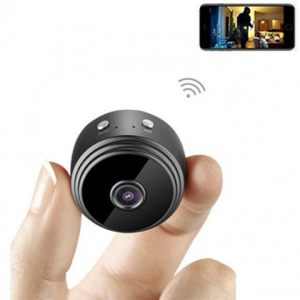 A9 WIFI MINI SPY CAMERA HD 1080P NIGHT VISION CAMERA