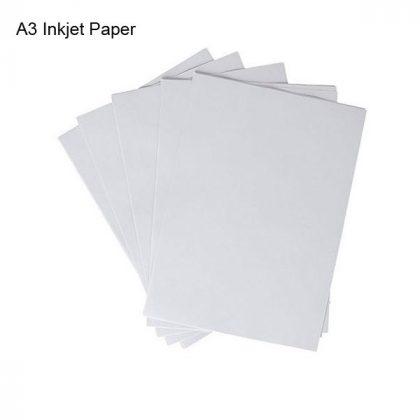 Inkjet Paper A3 (50 sheet)