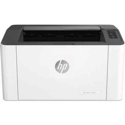 HP 107w Single Function Laser Printer